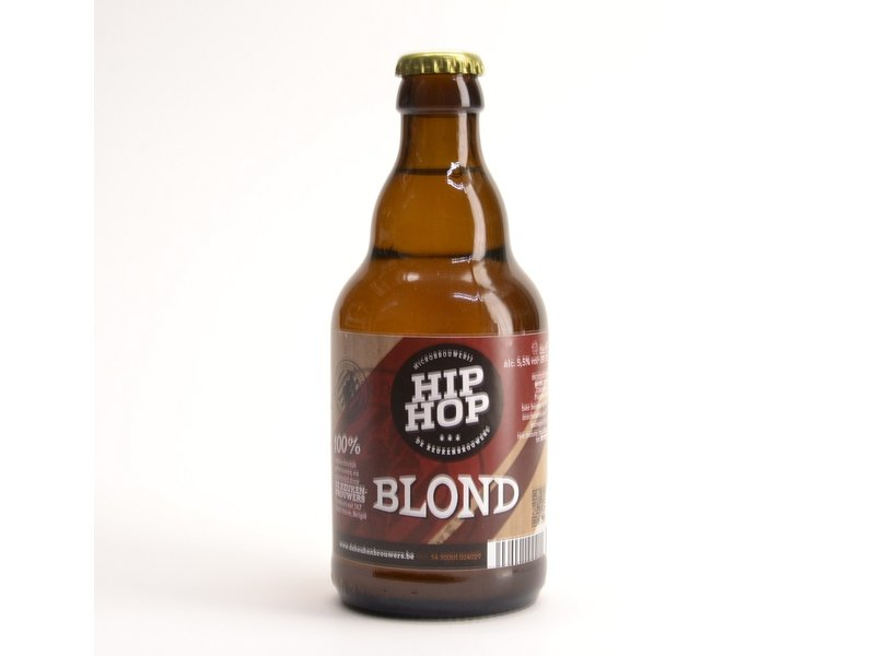 Hip Hop Blond - 33cl