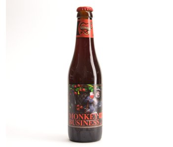 Monkey Business Berry - 33cl
