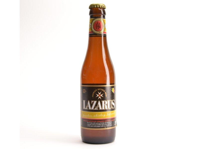 Broeder Jacob Lazarus Bourbon Whiskey - 33cl