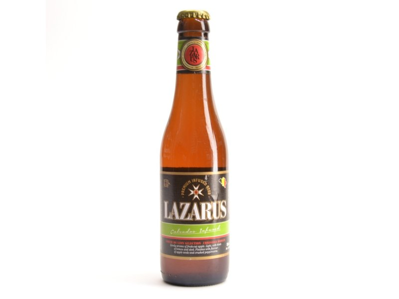 Broeder Jacob Lazarus Calvados Infused - 33cl