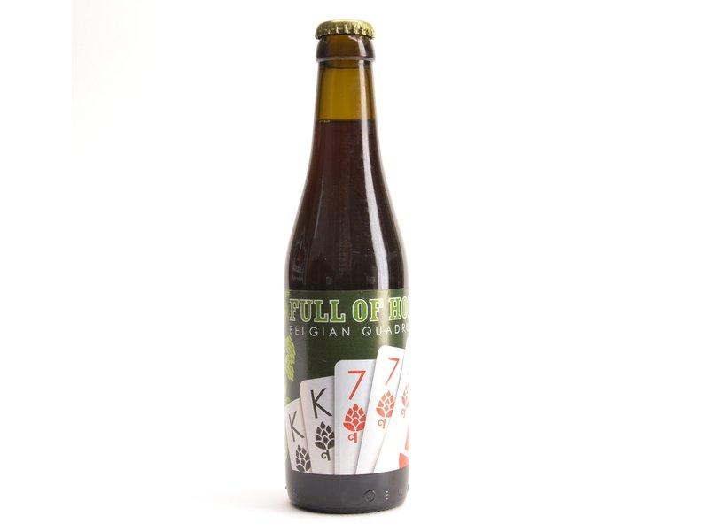 Full Of Hops Belgian Quadrupel - 33cl