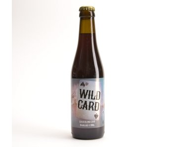 Wild Card Sourblend - 33cl