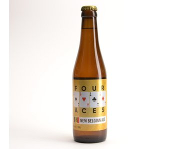 Four Aces New Belgian Ale - 33cl