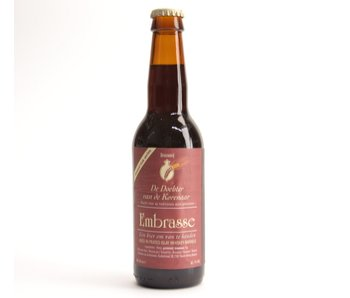 Embrasse Peated Oak Islay Whiskey - 33cl