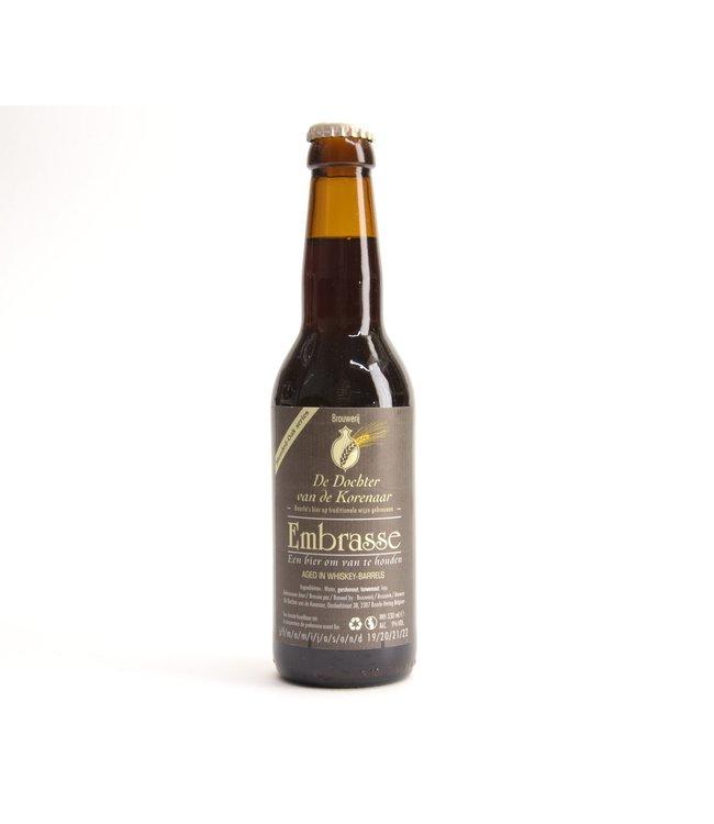Embrasse Blended Oak Whiskey - 33cl