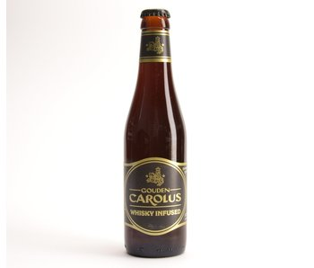 Gouden Carolus Whisky Infused - 33cl