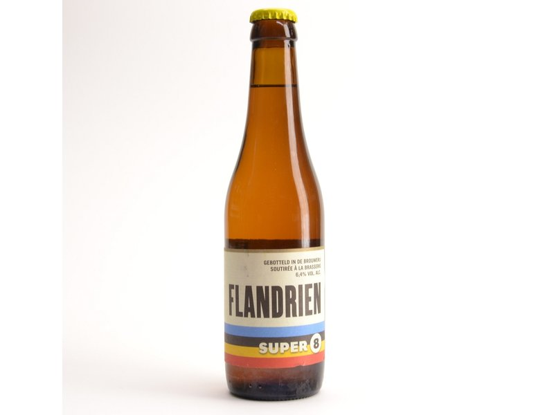 Super 8 Flandrien - 33cl