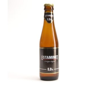 Estaminet 0% Alcohol free - 25cl