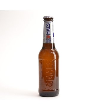 Maes 0.0% Alcohol free - 25cl