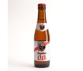 Jupiler 0,0% Alcoholvrij - 25cl