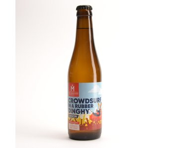 Crowdsurf In A Rubber Dinghy Saison - 33cl