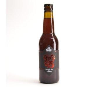 T Verzet Oud Bruin Strawberry - 33cl