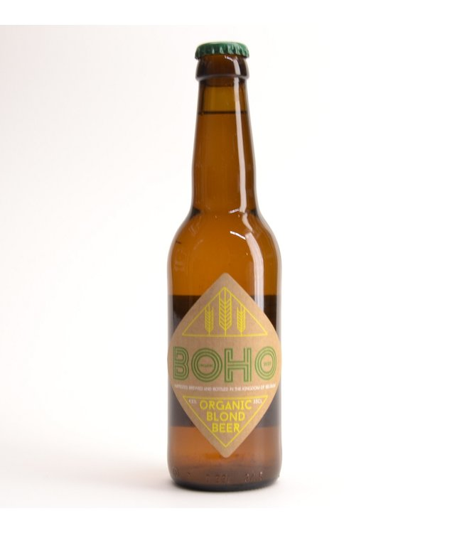 Boho Organic Blond - 33cl