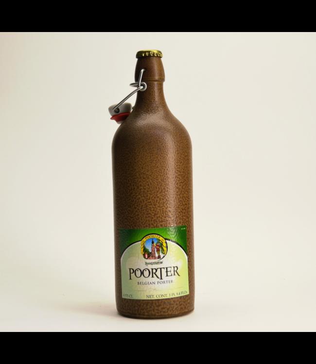 75cl   l-------l Hoogstraats Poorterbier - 75cl