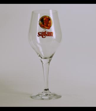 GLAS l-------l Satan Beer Glass - 33cl
