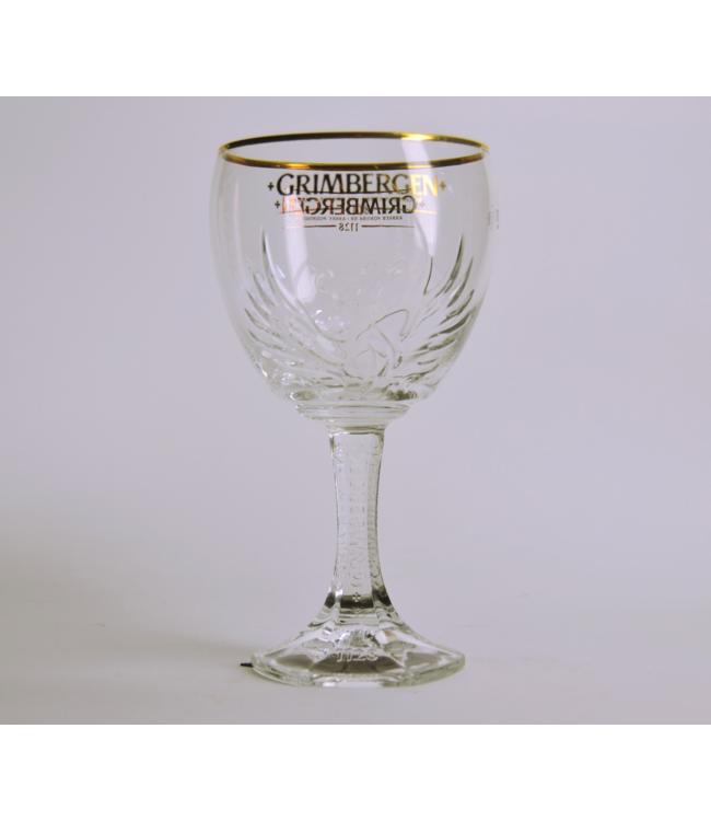 Grimbergen Beer Glass - 50Cl