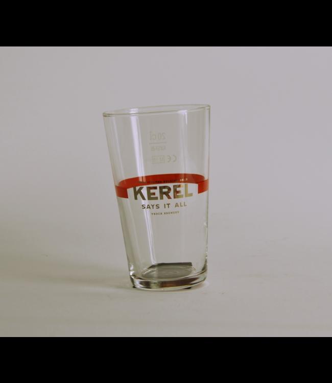 GLAS l-------l Kerel Bierglas - 20Cl