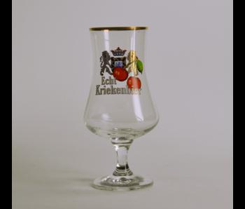 Verhaeghe Echte Kriek (Vichte) Verre a Biere