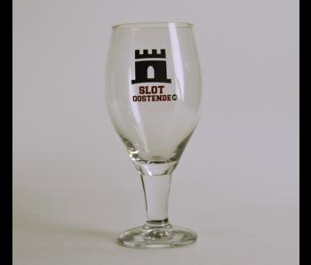 Slot Oostende Beer Glass