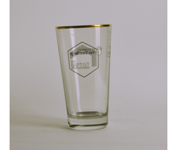 Baptist Beer Glass