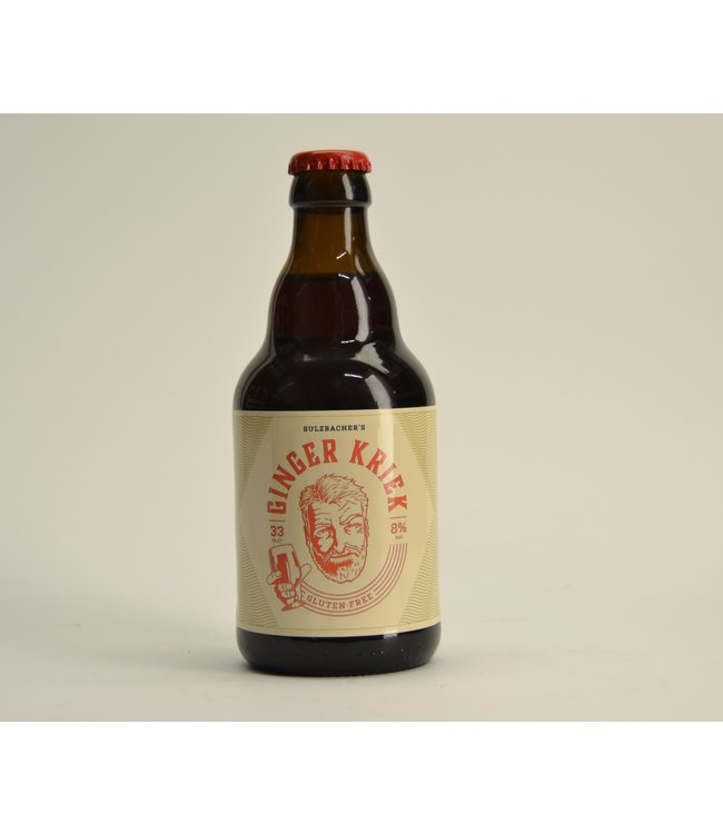 Ginger Kriek - 33Cl