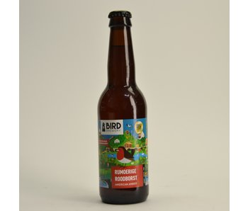 Bird Rumoerige Roodborst - 33Cl