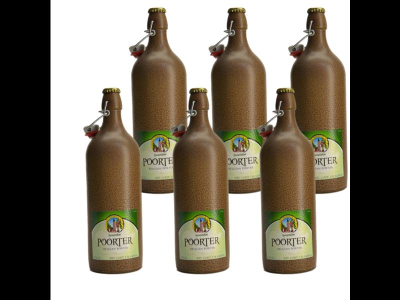 Ebol Hoogstraten Poorterbier - 75cl - Set of 6 bottles