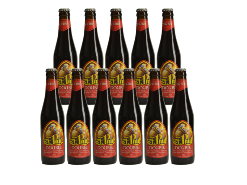 Ebol St Paul Dubbel - 33cl - Set of 11 bottles