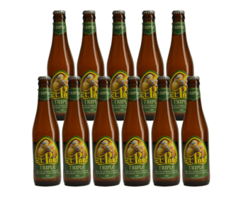 St Paul Tripel - 33cl - Set of 11 bottles
