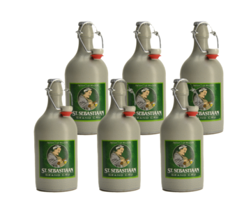 St Sebastiaan Grand Cru - 50cl - Set of 6 bottles