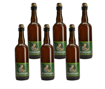 St Sebastiaan Grand Cru - 75cl - Set of 6 bottles