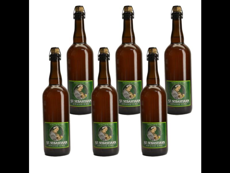 St Sebastiaan Grand Cru - 75cl - Set of 6 bottles