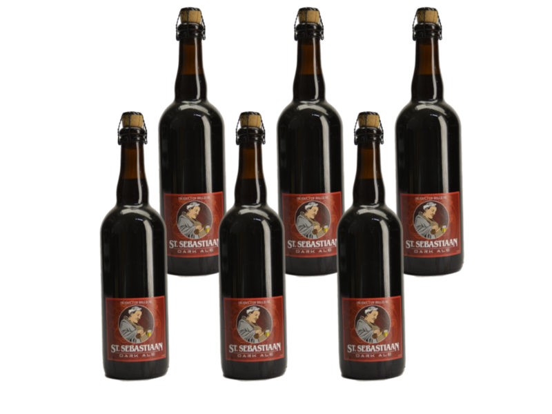 WA / CLIP 11 St Sebastiaan Dark - 75cl - Set of 6 bottles
