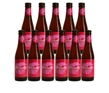 Whitetekerke Rose - 25cl - Set of 11 bottles