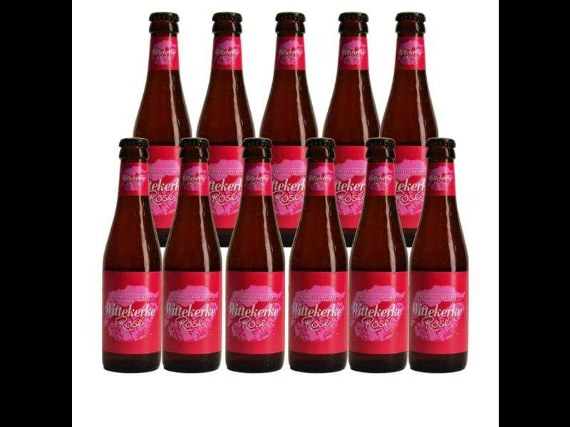 WA / CLIP 11 Whitetekerke Rose - 25cl - Set of 11 bottles