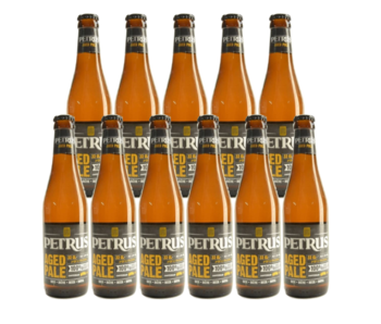 Petrus Aged Pale - 33cl - Set van 11