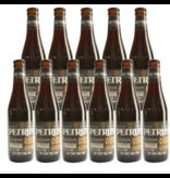 11set // Petrus Rood Bruin - 33cl - Set van 11