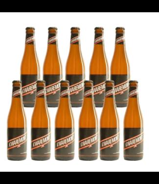 SET VAN 11   l-------l Kwaremont - 33cl - Set of 11 bottles