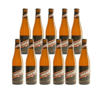 Kwaremont - 33cl - Lot de 11