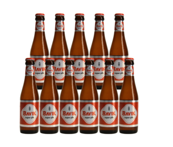 Bavik - 25cl - Set of 11 bottles