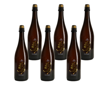 1894 - Oak and Hops - 75cl - Lot de 6