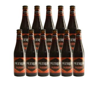 Petrus Double - 33cl - Lot de 11