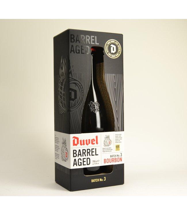 75cl   l-------l Duvel Barrel Aged (batch 3) - 75cl
