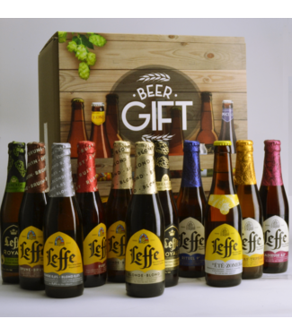 SLEEVE l-------l Leffe Selection Beer Gift