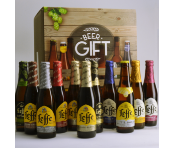 Leffe Selection Beer Gift