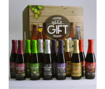 Lindemans Selection Beer Gift