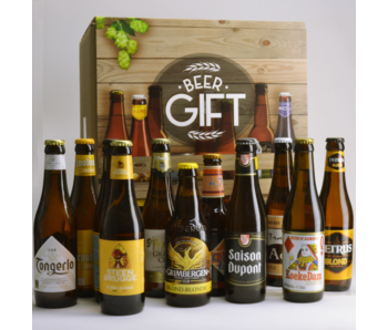 Top 12 Blond Biergeschenkdoos
