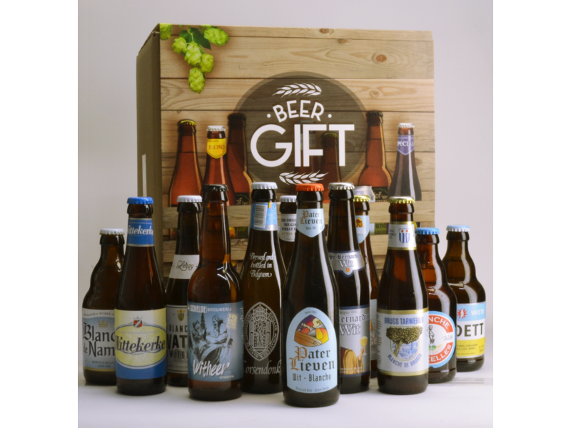 Mag Bierbox + Sleeve // Top 12 Wheatbier Beer Gift