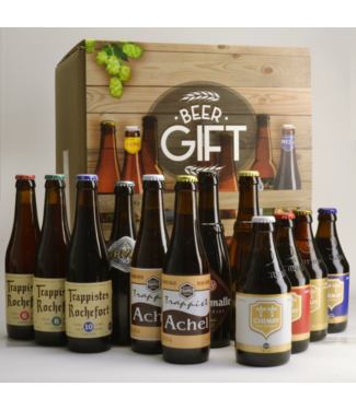 SLEEVE l-------l Trappist Beer Gift
