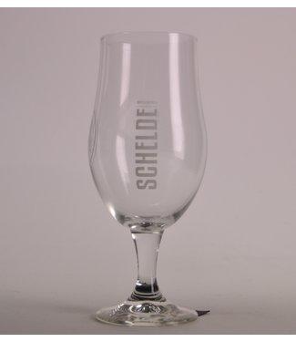 GLAS l-------l Scheldebrouwerij Beer Glass - 33cl